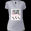 Sweet cat lover T-shirt