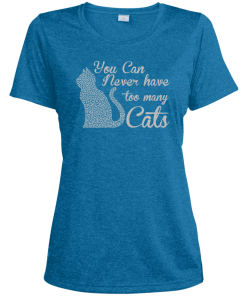 T-shirt for a cat lover women