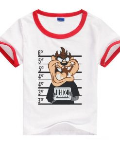 For boys & Girls t shirts summer cartoon