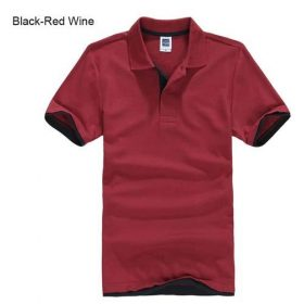 black red wine