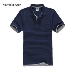 navy blue Grey