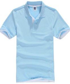 Light blue Polo