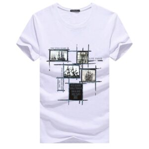 CoolShirts Short Sleeve T-Shirts for Men