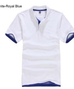 Polo Shirt For Men Designer Polos Men Cotton