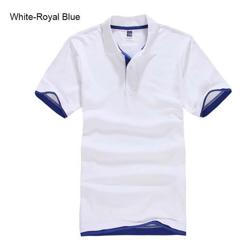 Polo Shirt For Men Designer Polos Men Cotton