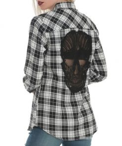 Skull Hollow Women Shirt