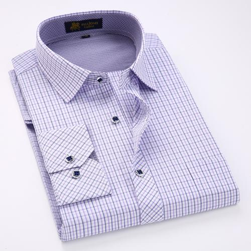 Regular-fit Casual Shirt with Single Chest Pocket