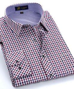 Smart Casual Dress Shirt for Men