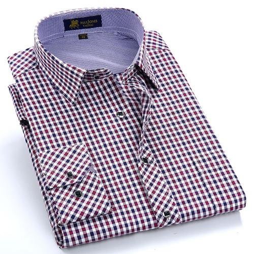 Smart Casual Dress Shirt for Men