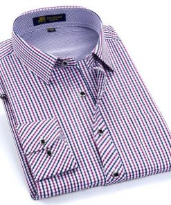 Checkered Formal Shirt for Men