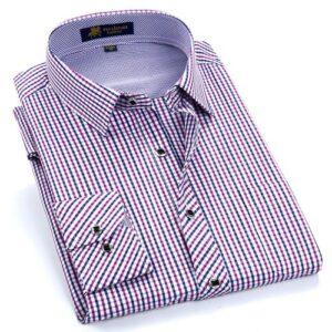 Checkered Formal Shirt for Men