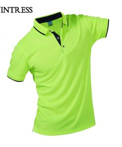 Cool neon polo shirt