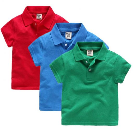 Hot New Boys Polo Shirts
