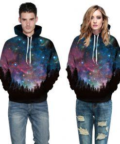 Black Sky Design Unisex Hoodie / Sweatshirt