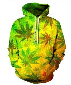 Nature Printed Friendly Unisex Hoodie/Sweatshirt
