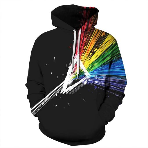 LLaser Light Unisex Cool Party Hoodie/Sweatshirt