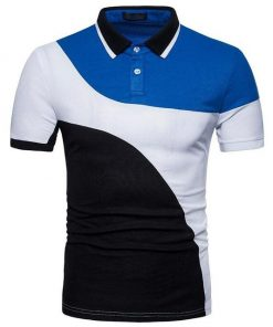 Casual Polo black color