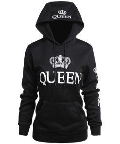 Queen Hoodie for Women