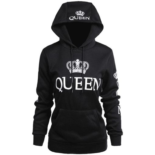 Queen Hoodie for Women